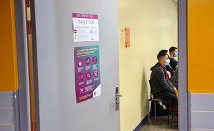 Des étudiants dans une salle de TD à L'université de Lille (illustration).
