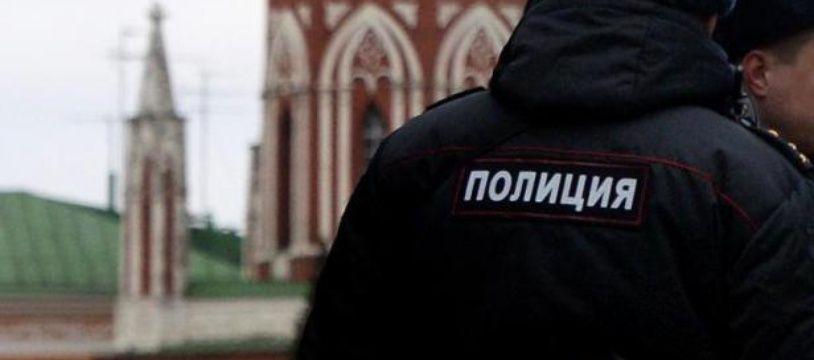 La police a été informée le 11 novembre qu'un champ de mines avait été découvert près de Saint-Pétersbourg (illustration).