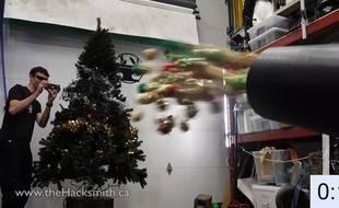 La solution pour une déco de Noël express