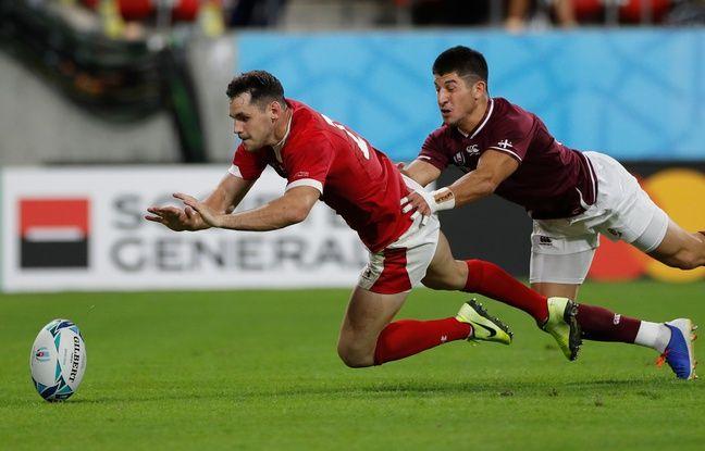 Pays de Galles - Fidji / Coupe du monde de rugby EN DIRECT : Venez suivre le futur adversaires des Bleus en quarts en live