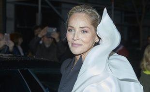 Sharon Stone à Madrid