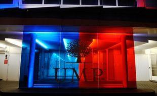 Le siège de l'UMP, rue de Vaugirard (15e), le 10 mars 2013.
