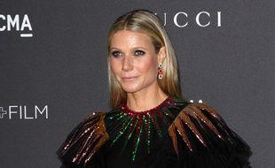 Gwyneth Paltrow au LACMA Art + Film Gala de Los Angeles en novembre 2016