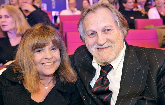 Chantal Goya et Jean-Jacques Debout en 2008.