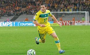 Le milieu de terrain du FC Nantes aura manqué trois matchs de L2, il devrait pouvoir jouer à Niort.