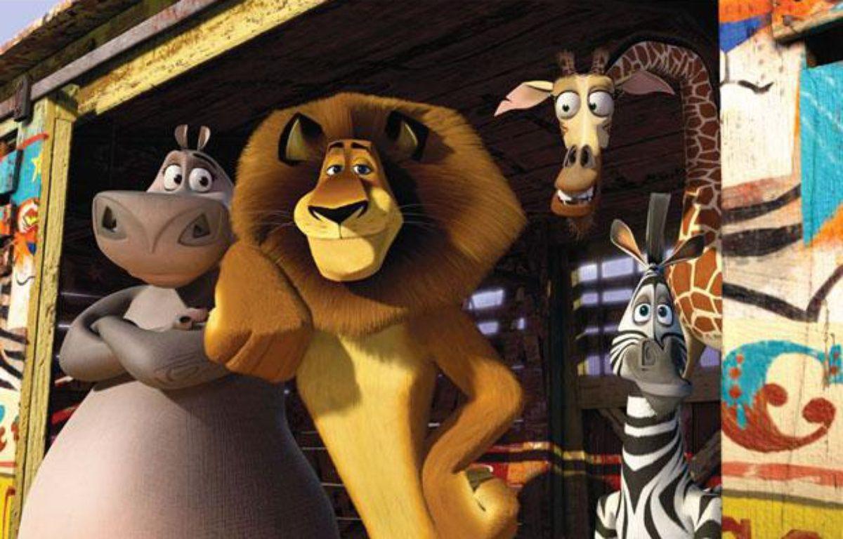Image du film d'animation «Madagascar 3». – Paramount pictures France