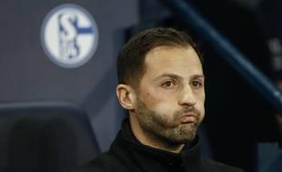 Soirée ratée pour Domenico Tedesco et Schalke.