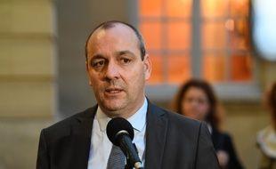 Laurent Berger, le 27 novembre 2019 à Paris.