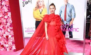 L'actrice et chanteuse Miley Cyrus