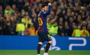 Lionel Messi a marché sur les Reds à lui tout seul au Camp Nou.