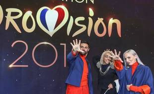 Madame Monsieur et Bilal Hassani, derniers candidats à l'Eurovision à être désignés par les téléspectateurs.