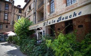 Le restaurant l'O à la Bouche, à Cahors.