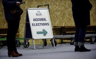 Le deuxième tour des municipales, le 28 juin 2020 à Rennes.