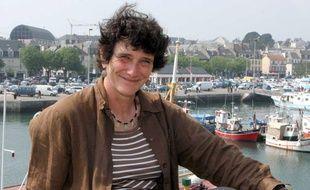 """Pour la navigatrice, et présidente du WWFFrance Isabelle Autissier, """"les poissons d'eau froide sont le dos au mur : ou ils s'adaptent, ou ils disparaissent""""."""