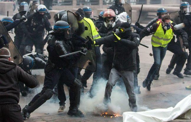 «Gilets jaunes» à Toulouse: Trois photographes sont persuadés d'avoir été visés par la police
