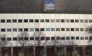 La Maison de la Radio le 18 mars 2015