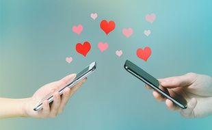 charnière Dating App Londres