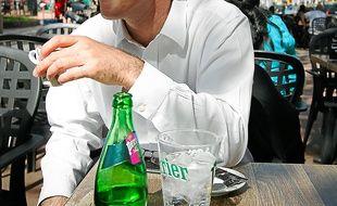 Michel Havard a été désigné candidat à la mairie à l'issue de primaires UMP.