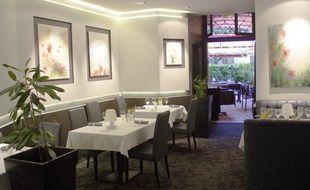 Le restaurant Goûts et Couleurs, à Rodez.