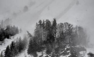 Le massif de la Chartreuse en Isère. Illustration.