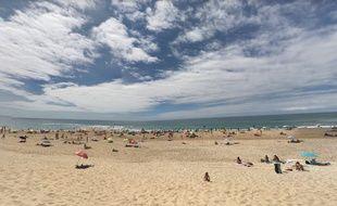 L'homme s'est noyé sur la plage de la Lette Blanche.