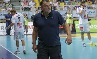 Philippe Gardent, Entraîneur Du PSG Handball.