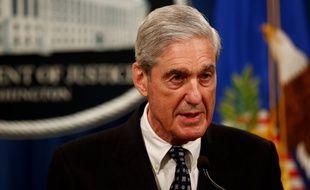 Le procureur Robert Mueller s'exprime sur son rapport le 29 mai 2019.