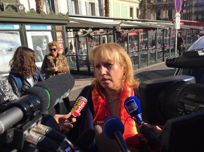 Monique Daubet, chargée de l'hygiène à la ville de Marseille.