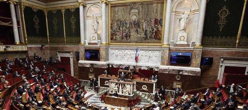 L'Unef et ses réunions en non-mixité ont été au cœur des débats ce jeudi soir au Sénat.