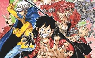 « One Piece », l'un des mangas les plus connus au monde, arrive à son chapitre 1.000, son tome 100... et bientôt de la fin?