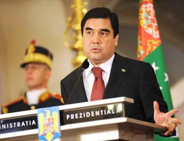 Le président Berdymoukhamedov réélu pour un troisième mandat — Turkménistan