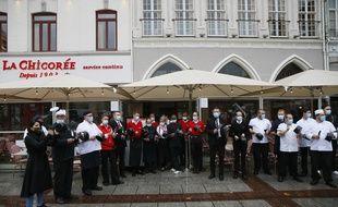 Des restaurateurs en colère à Lille
