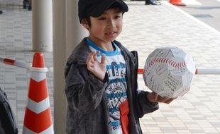 Le petit Yamato Tanooka est sorti de l'hôpital le 7 juin 2016