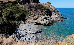 Sisco (Corse), le 14 août 2016. Une violente rixe a éclaté sur cette page entre des jeunes d'origine maghrébine et des Corses.