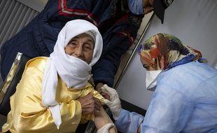 Vaccination au Maroc
