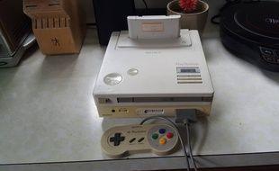 Un prototype de console, fruit d'une collaboration entre Sony et Nintendo, aurait été retrouvé aux Etats-Unis.
