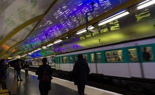 Certaines lignes de métro seront ouvertes la nuit du 31 décembre. (Illustration)