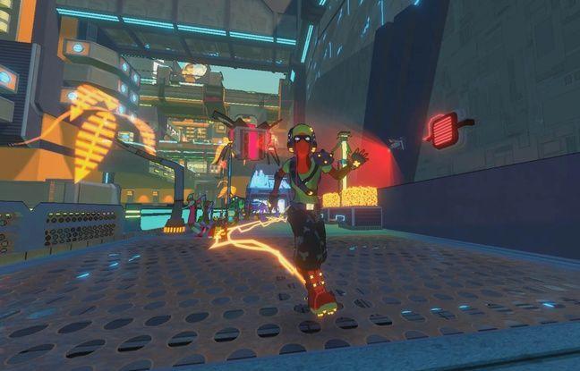Le jeu a été conçu par Fusty Game.