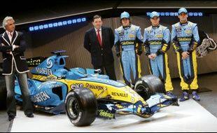Renault veut bien sûr conserver sa double couronne mondiale pilotes-constructeurs en 2006, mais entre le départ certain de son champion Fernando Alonso et les incertitudes concernant l'avenir de l'écurie en Formule 1 dès 2007, le défi ressemble à une véritable gageure.