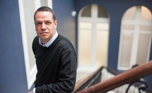 Julien Parrou, PDG du groupe Concoursmania