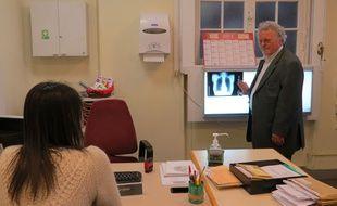Le Centre de dépistage d'Aubervilliers a identifié 1.500 personnes susceptibles d'avoir contracté la tuberculose en 2012.