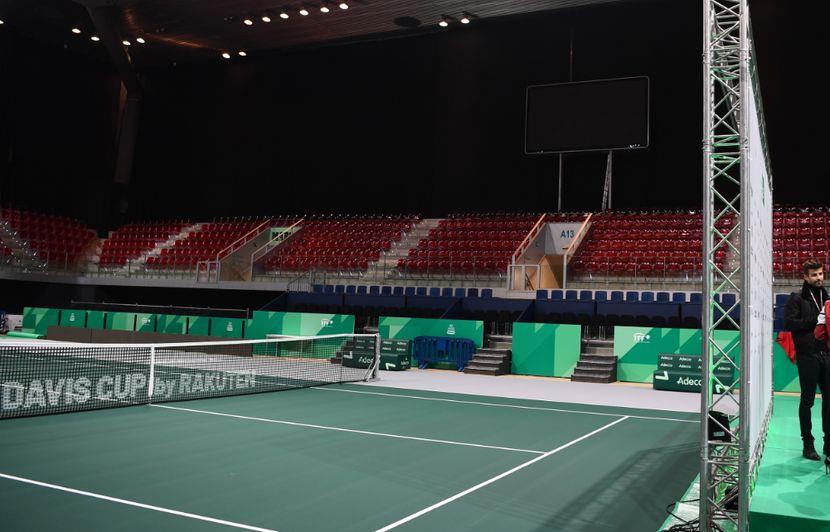 Coupe Davis : « Une sélection, ça ne se refuse pas », les joueurs laissent une chance à la nouvelle formule