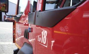 Les sapeurs-pompiers n'ont pas réussi à sauver le conducteur du véhicule et sa passagère.