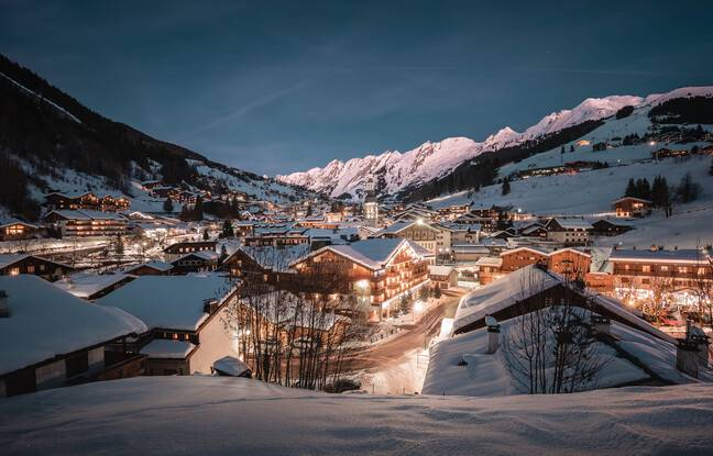 La commune de La Clusaz (Haute-Savoie) dispose de 2.000 lits libres en hors saison.
