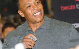 Le rappeur et producteur Dr. Dre
