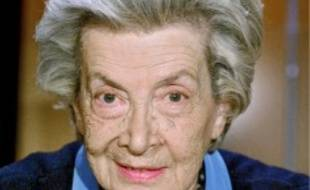La romancière en 2002.