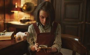 Dafne Keen campe l'héroine de «His dark materials».