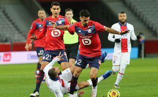 Le Losc se déplace à Paris en huitième de finale de la coupe de France