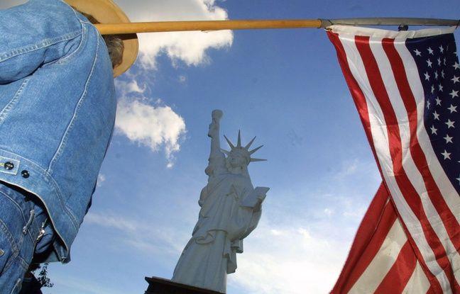 Bretagne: Gourin l'américaine veut sa nouvelle Statue de la Liberté