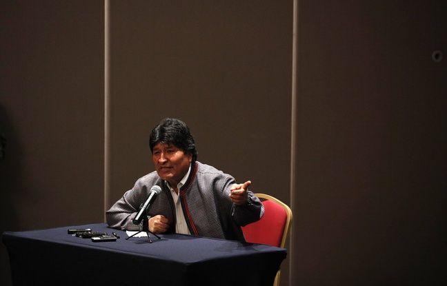 Bolivie: Evo Morales lance un appel à la communauté internationale pour mettre fin à un «génocide»